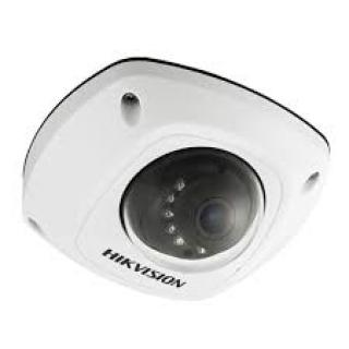 DS-2CD2552F-IS 5 MP IR Outdoor Mini Network Dome Camera