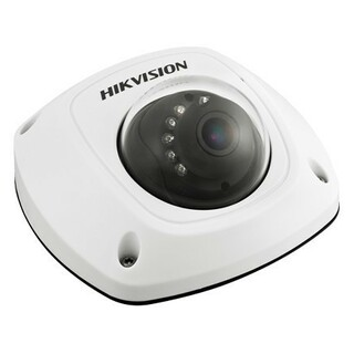 DS-2CD6520D-IO 2MP Inner-vehicle Network Camera