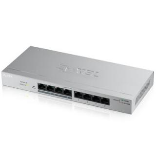 GS1200-8HP V2 ZYXEL 8 PORT (4x10/100/1000+4x10/100/1000 POE) WEB YÖNETİLEBİLİR POE SWITCH (60 WATT)
